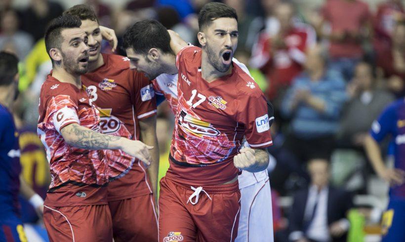 PREVIA Jª 23| ElPozo Murcia FS vs Peñíscola RehabMedic: 'Último obstáculo en el Palacio antes de la Copa'
