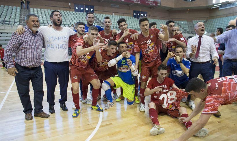 Galería| ElPozo Ciudad de Murcia Campeones Liga Segunda 2018 (Fotos Pascu Méndez)