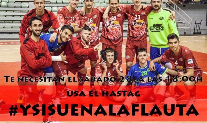 SEGUNDA| ElPozo Ciudad de Murcia podría proclamarse Campeón de Liga este sábado