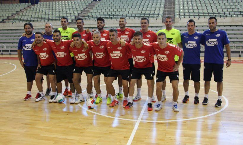 PRETEMPORADA  La plantilla de ElPozo Murcia FS comienza  rodar en el Palacio