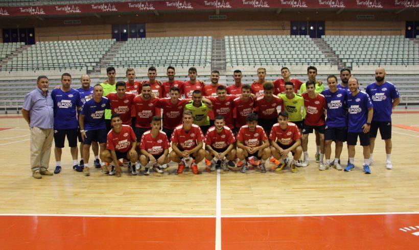 SEGUNDA| ElPozo Ciudad de Murcia, actual Campeón de Liga, inicia la pretemporada 2018