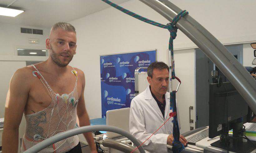 Galería  Reconocimientos médicos ElPozo Murcia FS en Cardiosalus Sport