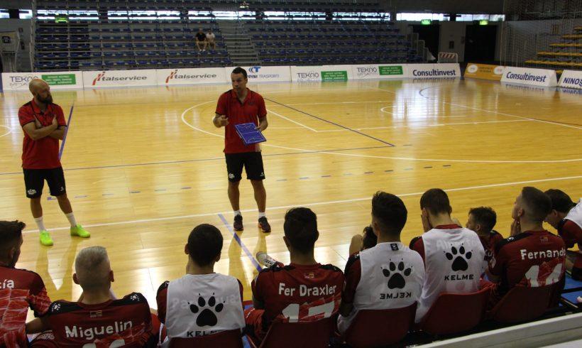 Pretemporada | ElPozo Murcia supera su primera prueba italiana ante Came Dosson (2-3)