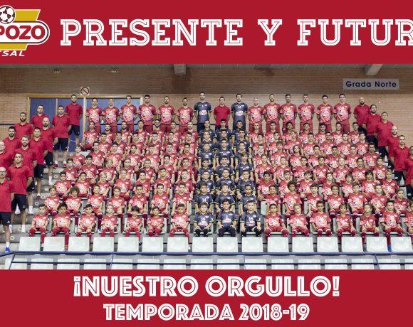 ElPozo Murcia FS y sus Bases: Horarios y Clasificaciones 26 y 27 de Abril