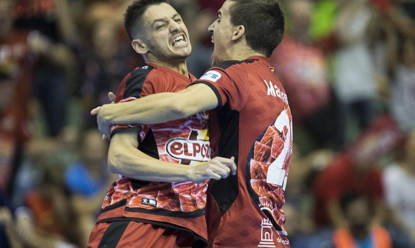 CRÓNICA CLÁSICO| ElPozo Murcia FS luchó hasta el final y mereció más (3-5)