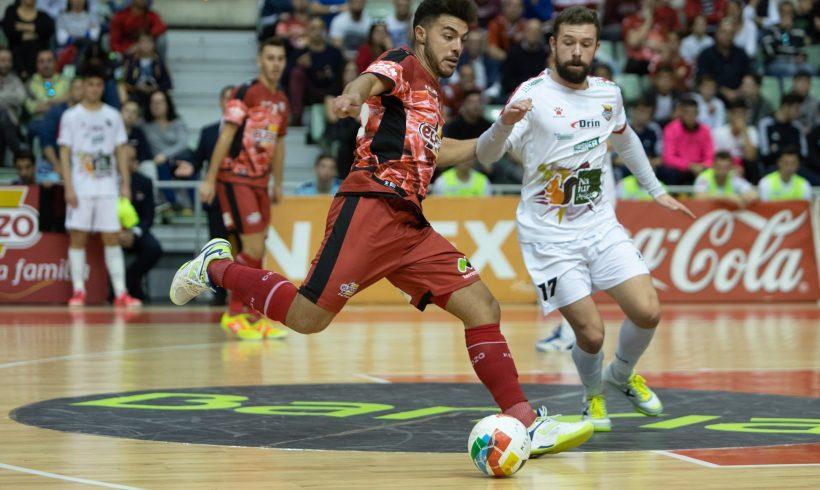 Crónica 8° Jornada LNFS| ElPozo Murcia FS no pudo con un inspirado Segovia