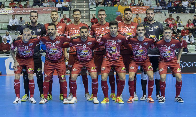Crónica 10° Jornada LNFS| ElPozo Murcia FS rompe la imbatibilidad de Peñíscola como visitante con un triunfo contundente 5-1
