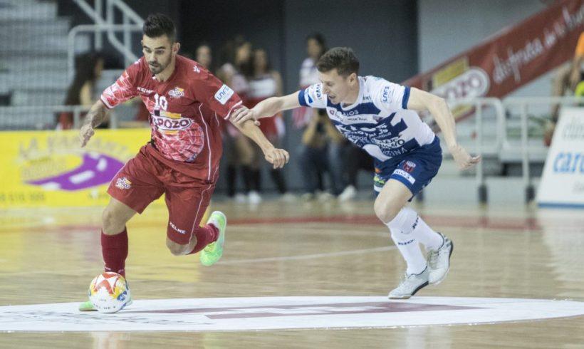 PREVIA Jª 12  Futbol Emotion Zaragoza vs ElPozo Murcia FS (Miércoles 20.45h)