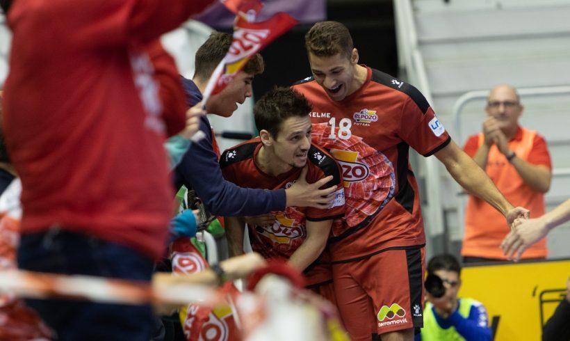 Crónica Jª 13 LNFS| ElPozo Murcia FS se adjudica el Derbi Regional (2-1)