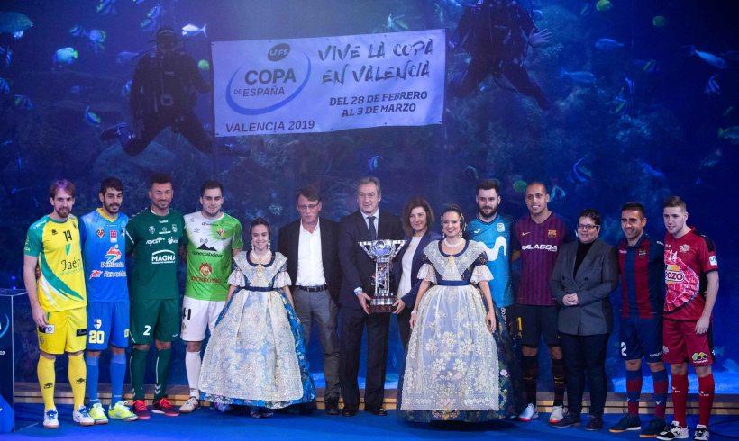 SORTEO COPA DE ESPAÑA 2019| ElPozo Murcia FS vs Levante UD FS, duelo de Cuartos de Final
