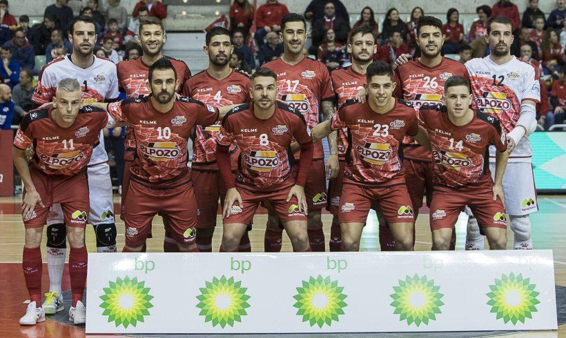 CRÓNICA CUARTOS COPA DEL REY| La tanda de penaltis condena a ElPozo Murcia FS (2-2/ 9-10*)