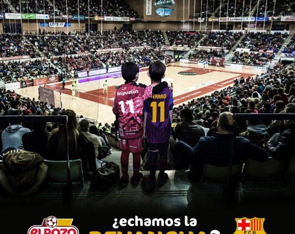 PREVIA Jª 22 LNFS| ¿Echamos la revancha? ElPozo Murcia FS vs Barça Lassa