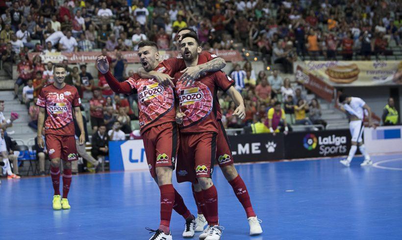 Crónica 2° Partido Cuartos Play Off| ElPozo Murcia FS fuerza el tercer encuentro de la serie, al ganar 3-0 a Aspil Vidal