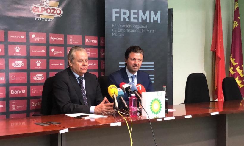 ACUERDO| FREMM y ElPozo Murcia FS unen sus fuerzas para el beneficio de sus socios y abonados