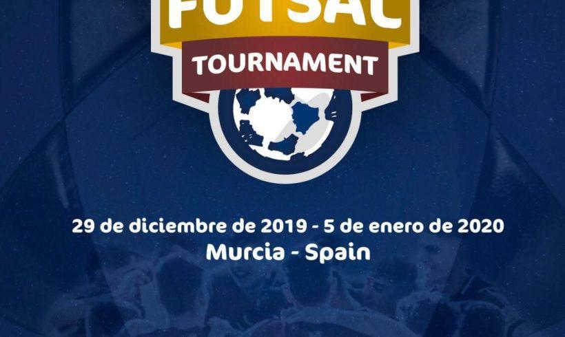 PRESENTACIÓN| I Torneo Internacional Futsal ElPozo Equipos de Base