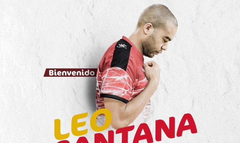 OFICIAL| LEO SANTANA, nuevo guerrero de ElPozo Murcia FS