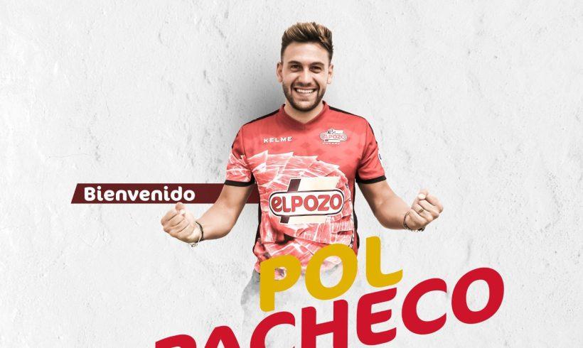 OFICIAL  Pol Pacheco, primer refuerzo de ElPozo Murcia FS para la temporada 2019-20