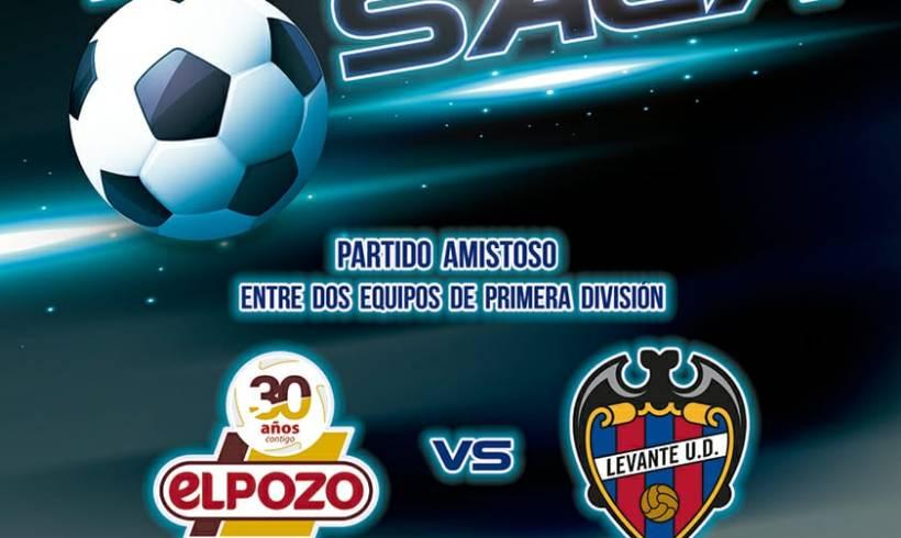 ElPozo Murcia FS vs Levante UD FS Miércoles 20 Agosto en La Nucía