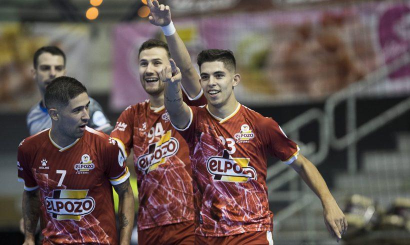 ElPozo Murcia FS gana 3-1 a Burela antes del parón por Selección y suma 13 puntos