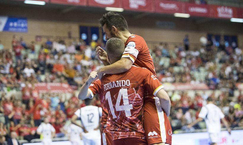 PREVIA Jª 8 LNFS| ¡Contigo a por la victoria! ElPozo Murcia FS vs Osasuna Magna