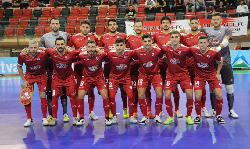 ElPozo Murcia FS, clasificado para la Ronda Élite al ganar 3-2 a Kairat Almaty 3-2