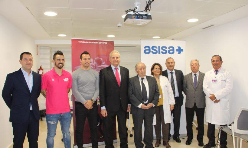 ACUERDO| Asisa cuidará la salud del primer equipo de ElPozo Murcia, jugadores y cuerpo técnico