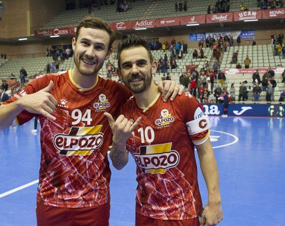 Tres puntos vitales antes del parón por Selecciones: Palma Futsal vs ElPozo Murcia Costa Cálida