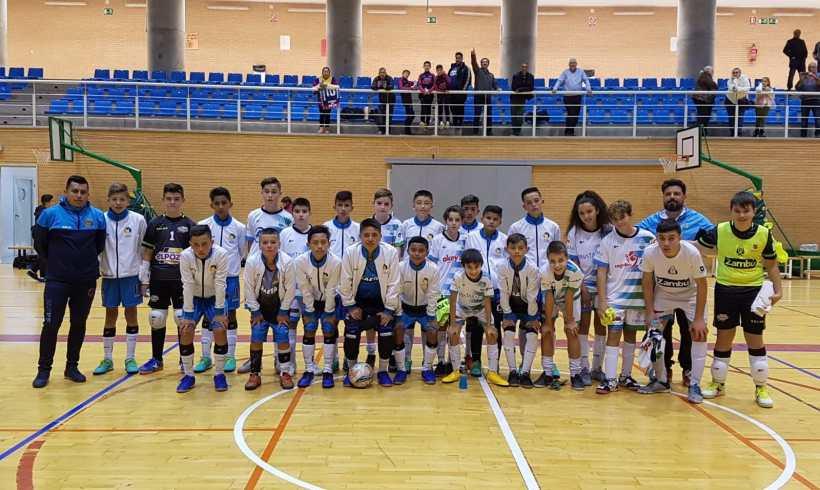 Jornada 2| Resultados partidos martes 31 de diciembre- I Torneo Internacional Futsal ElPozo de Base