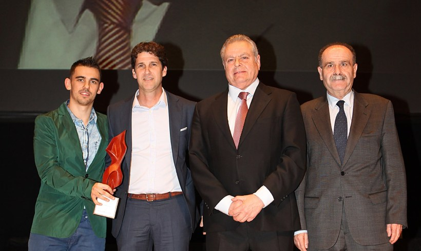 ElPozo Murcia FS distinguido con el galardón de 'Mejor Equipo' 2014 de la Región de Murcia