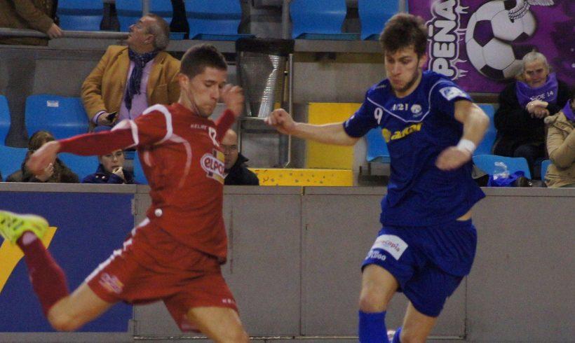 ElPozo Murcia, a Semifinales tras ganar 1-5 a Azkar Lugo