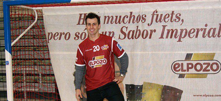 """Eka, con el dorsal 20: """"ElPozo Murcia me da la opción de jugar finales y ser campeón"""""""