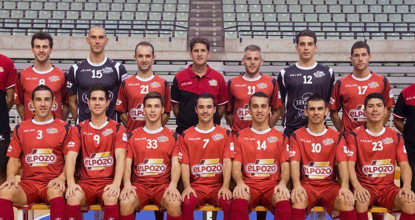 ElPozo Murcia FS elegido 'Mejor Equipo' 2014 por la Asociación de la Prensa Deportiva y la Comunidad