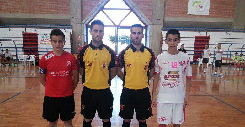 El equipo Infantil Aljucer ElPozo FS, Campeón de la Copa Presidente FFRM