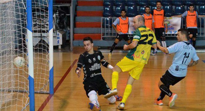 Iago Barro, nuevo portero de ElPozo Murcia FS