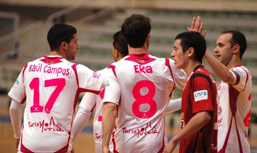 ElPozo Murcia disputará su quinta final de la Copa Presidente FFRM