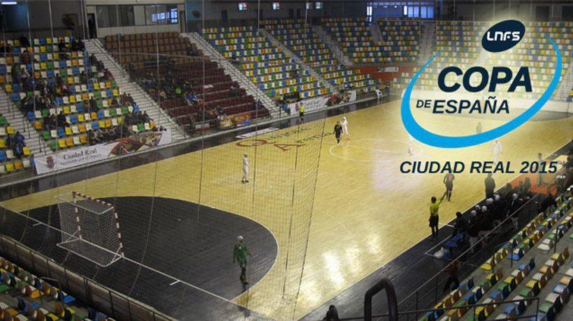 Ciudad Real será la sede de la Copa de España 2015