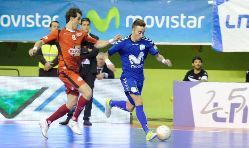 Jornada 6: Inter Movistar vs ElPozo Murcia FS