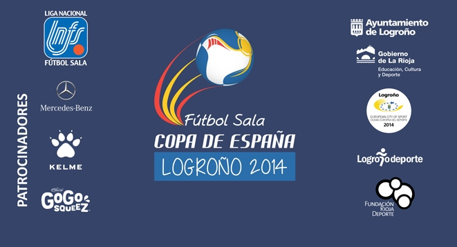ElPozo Murcia disputará la XXV Copa de España en Logroño