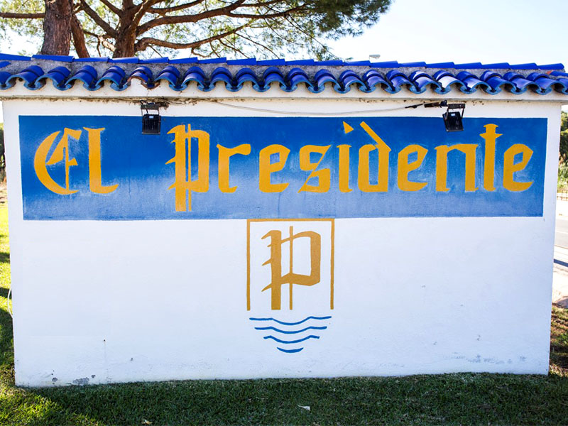 el presidente apartments