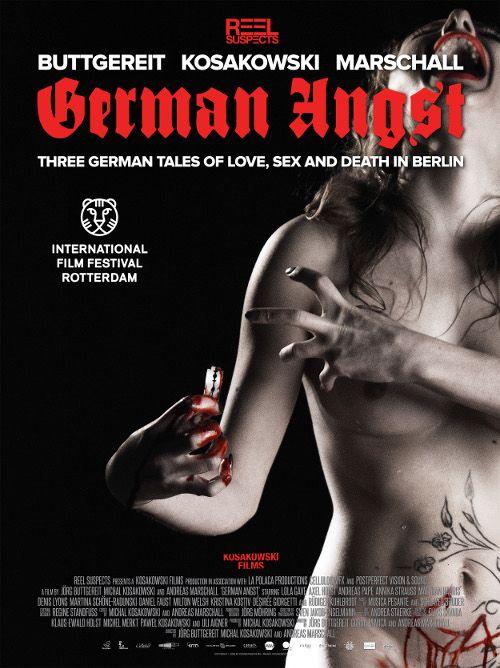 German Angst (Jörg Buttgereit, Andreas Marschall, Michal Kosakowski)