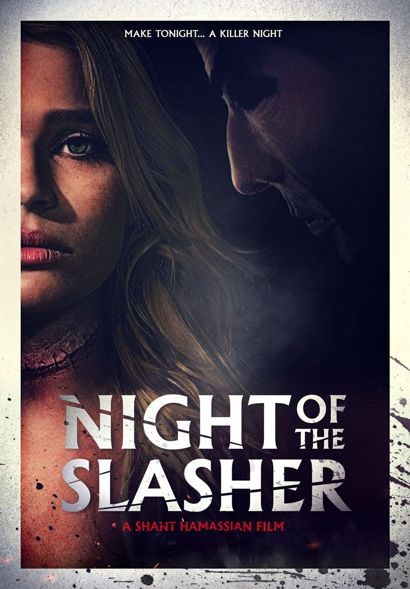 Night of the Slasher (Shant Hamassian)