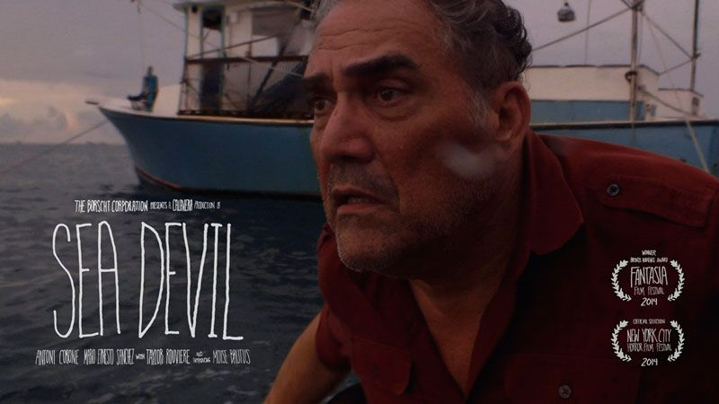 Sea Devil (Brett Potter, Dean C. Marcial)