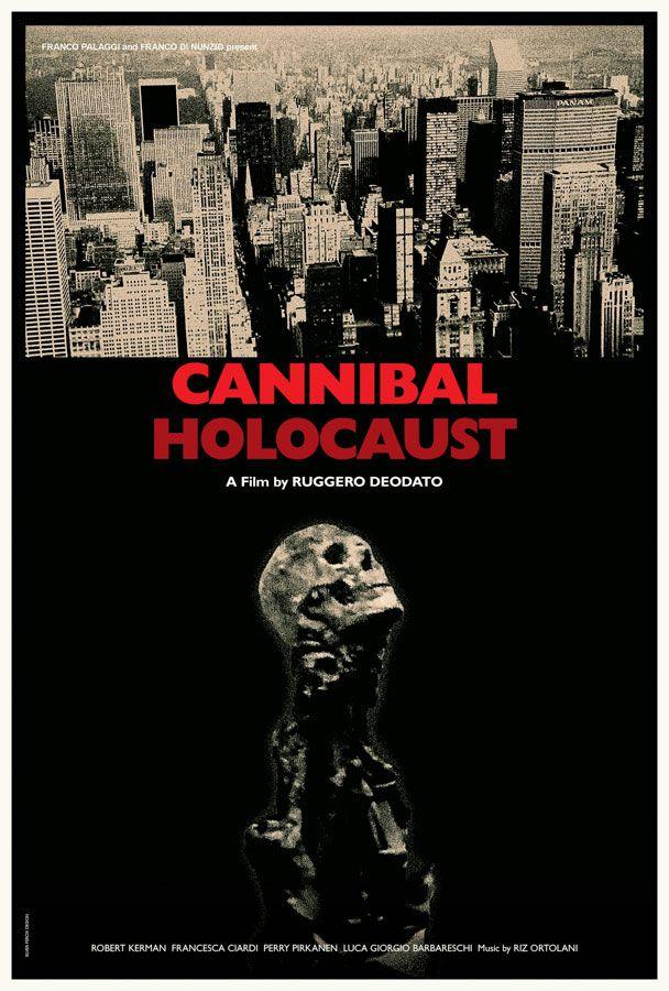 Cannibal Holocaust (Silver Ferox Design)