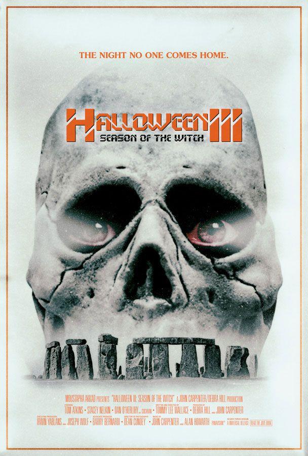 Halloween III (Silver Ferox Design)
