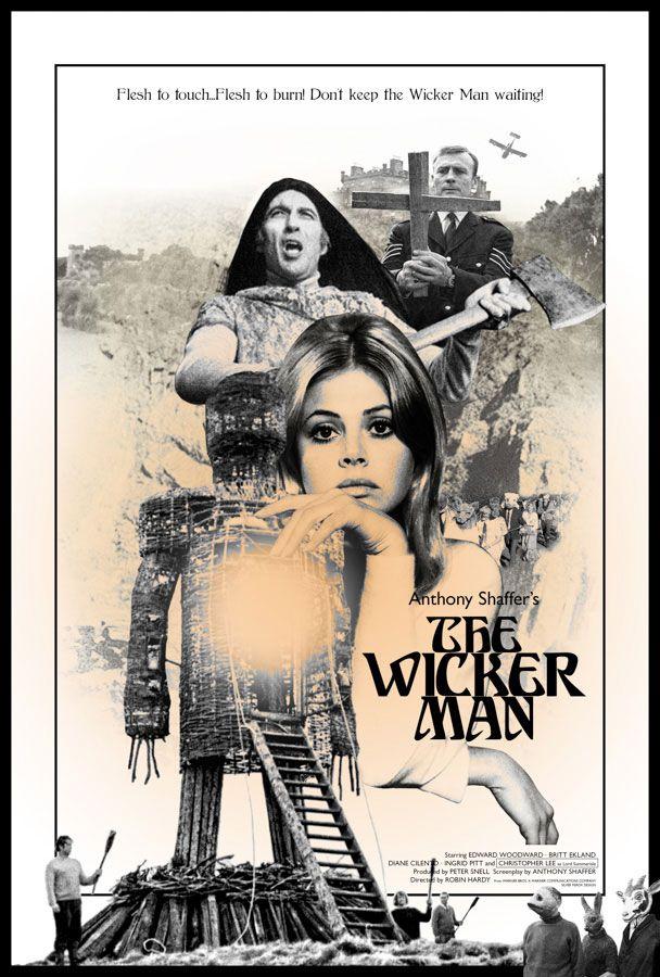 The Wicker Man (Silver Ferox Design)