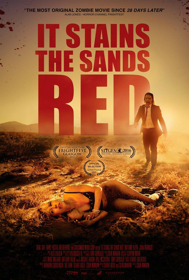 It Stains the Sands Red (Colin Minihan)