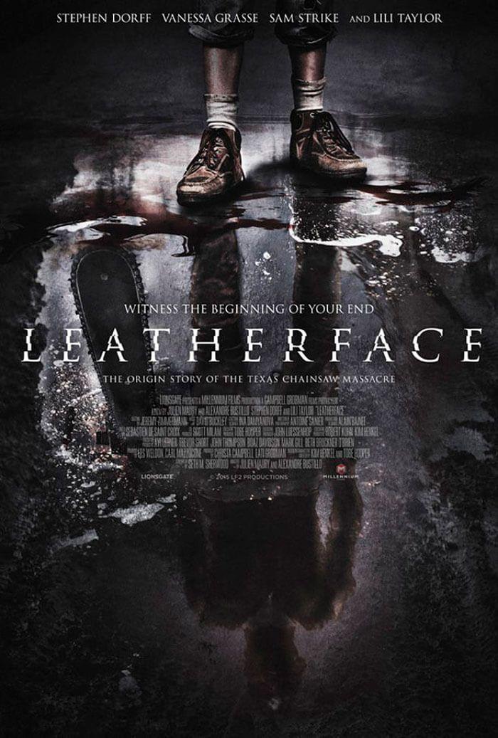 Leatherface (Julien Maury y Alexandre Bustillo)