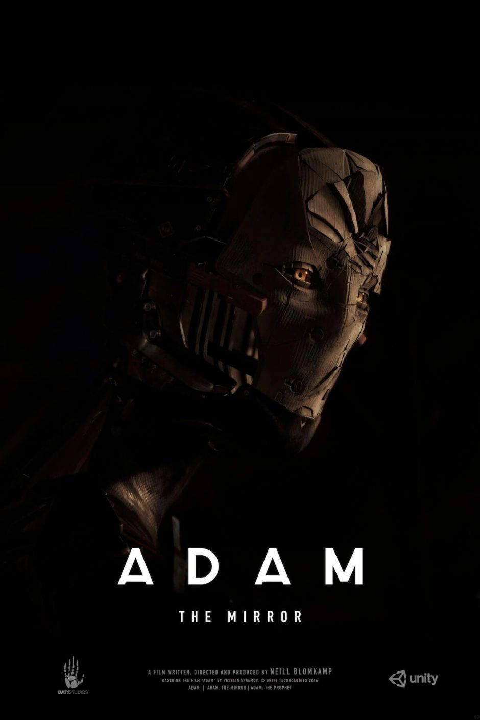Adam The Mirror (Neill Blomkamp)