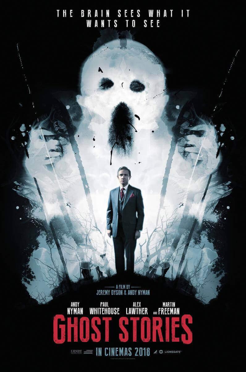 Ghost Stories (Jeremy Dyson, Andy Nyman)