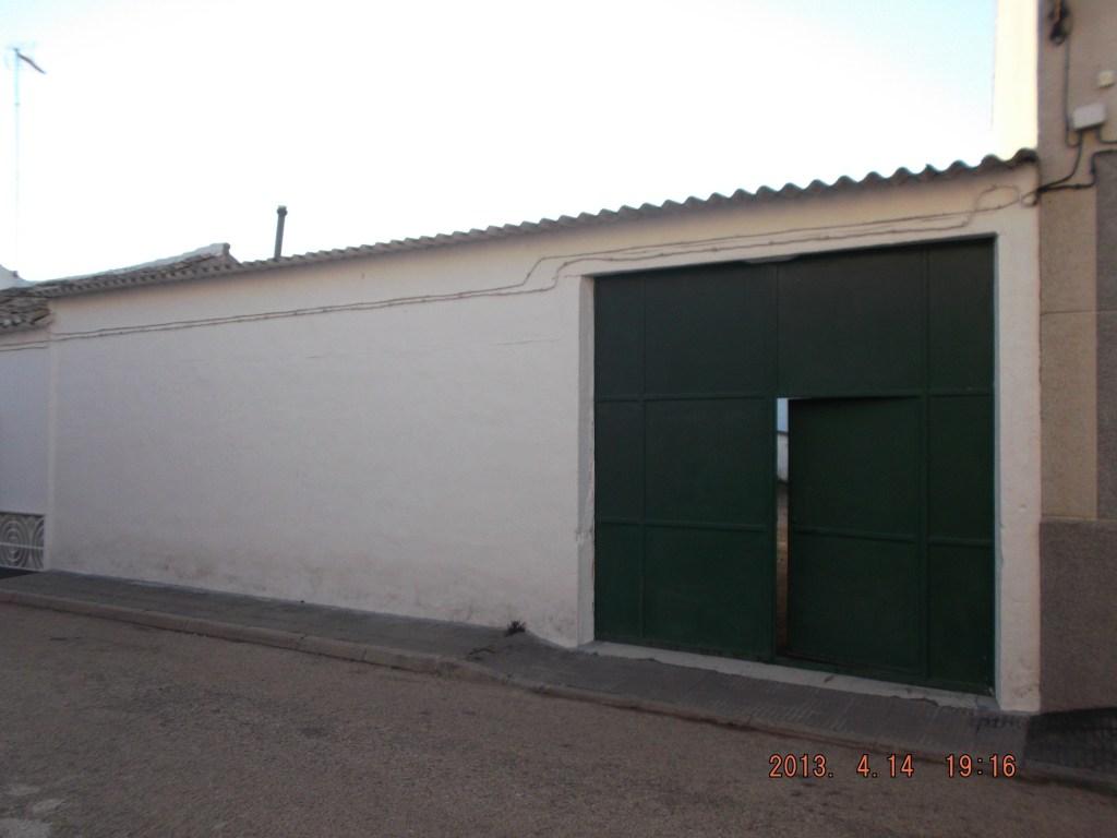 Vivienda en calle Los Romeros, nº 61
